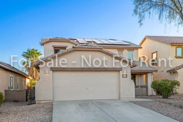 9650 N Deimos Drive, Tucson, AZ 85743 (#22029591) :: Keller Williams