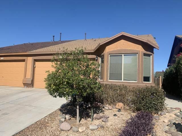 2091 E Calle Sierra Del Manantial, Tucson, AZ 85706 (#22029592) :: Keller Williams