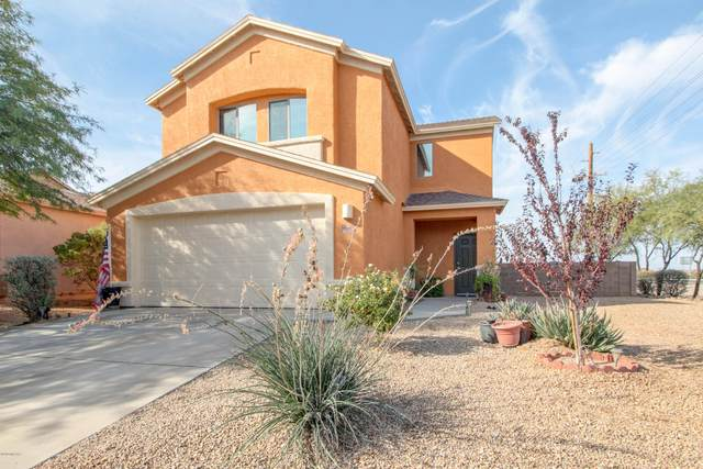 6502 S Giuliani Avenue, Tucson, AZ 85757 (#22029593) :: Long Realty Company