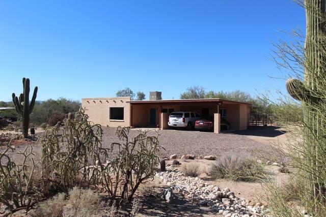 8225 N Venus Court, Tucson, AZ 85704 (#22029603) :: Long Realty - The Vallee Gold Team