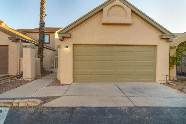 2941 W Talara Lane, Tucson, AZ 85742 (#22029605) :: Long Realty - The Vallee Gold Team