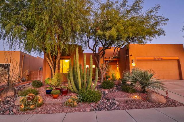 510 N Dijon Court, Tucson, AZ 85748 (#22029609) :: Long Realty Company