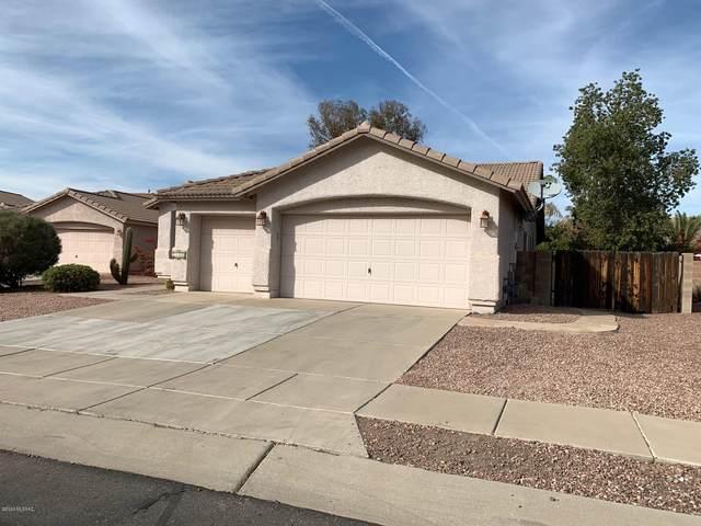 7388 W Tyler Place, Tucson, AZ 85743 (#22029611) :: Long Realty Company