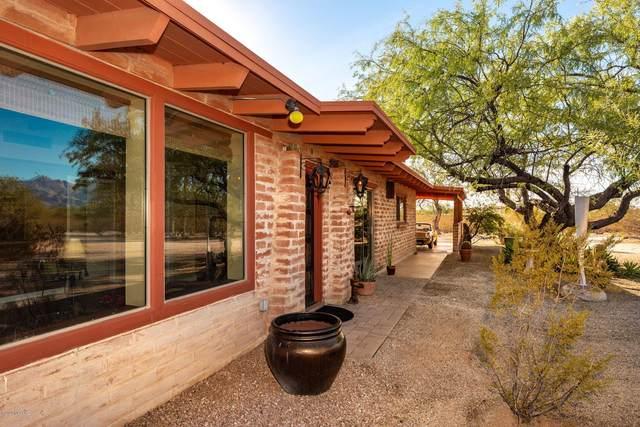 3042 N Avenida De La Colina, Tucson, AZ 85749 (#22029614) :: Keller Williams