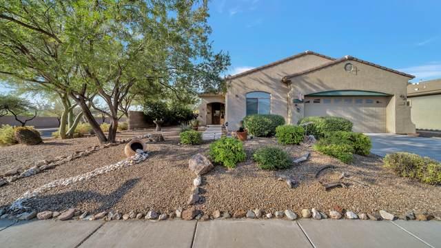 13015 N Bellbird Drive, Oro Valley, AZ 85755 (#22029616) :: Keller Williams