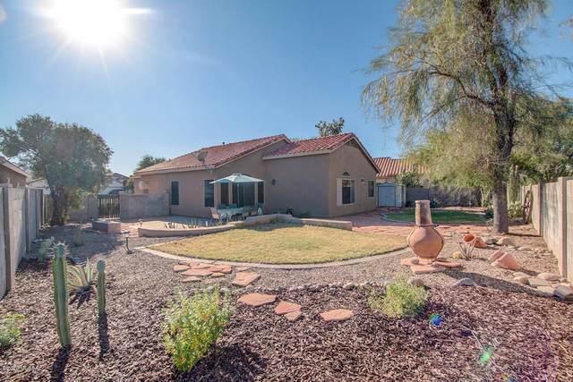 6456 W Darrah Place, Tucson, AZ 85743 (#22029621) :: Keller Williams