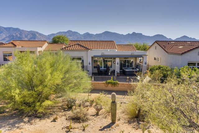 1895 E Engle Hill Place, Oro Valley, AZ 85755 (#22029622) :: Keller Williams