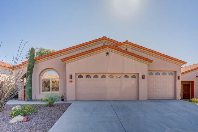 7266 E Vuelta Rancho Mesquite, Tucson, AZ 85715 (MLS #22029627) :: The Property Partners at eXp Realty