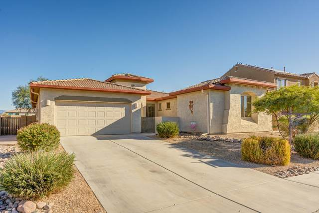 12402 N Bufflehead Drive, Marana, AZ 85653 (#22029632) :: Long Realty - The Vallee Gold Team