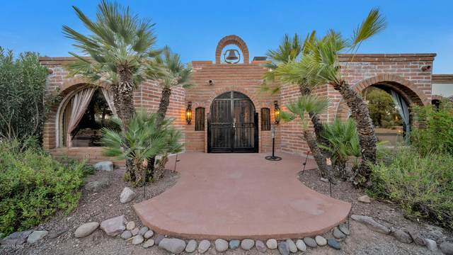 2296 Circulo De Anza, Tubac, AZ 85646 (#22029635) :: Tucson Property Executives