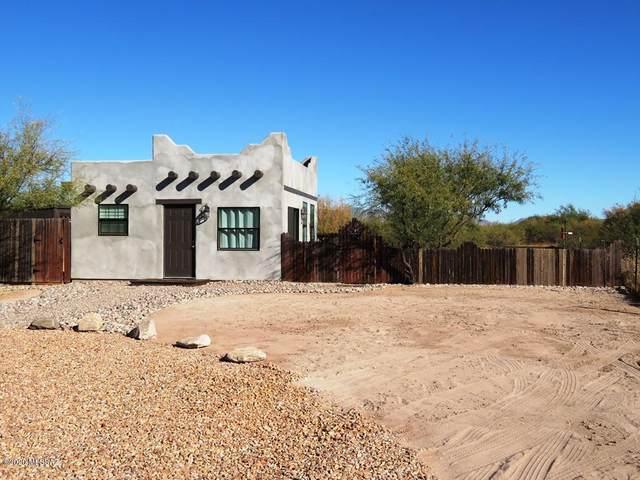 2307 N Lake Shelly Drive, Benson, AZ 85602 (MLS #22029655) :: My Home Group