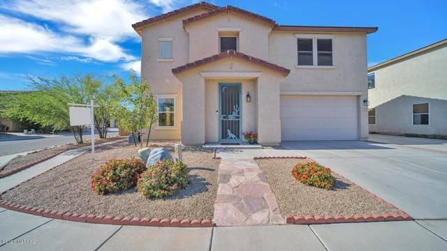 3403 N Winding River Way, Tucson, AZ 85712 (#22029658) :: Keller Williams