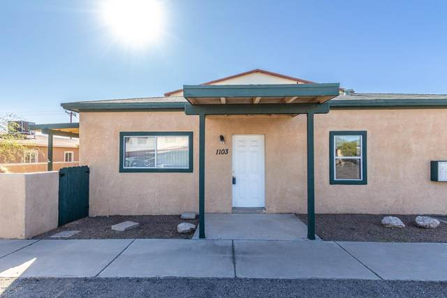 5837 E 26Th Street #1103, Tucson, AZ 85711 (#22029659) :: Long Realty - The Vallee Gold Team