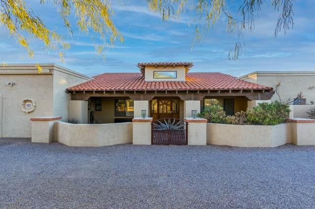 1340 E Calle Mariposa, Tucson, AZ 85718 (#22029661) :: Keller Williams