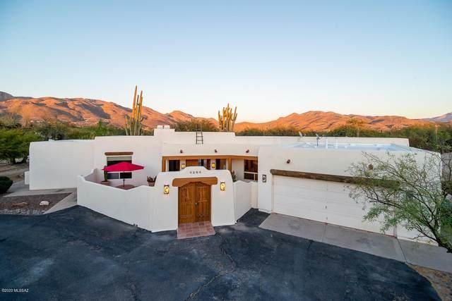 4288 N Homestead Avenue, Tucson, AZ 85749 (#22029663) :: Long Realty - The Vallee Gold Team
