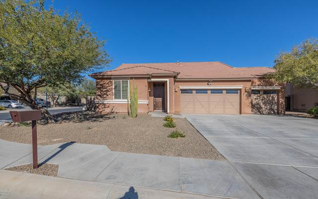 12560 N Boscombe Drive, Marana, AZ 85653 (#22029670) :: Keller Williams