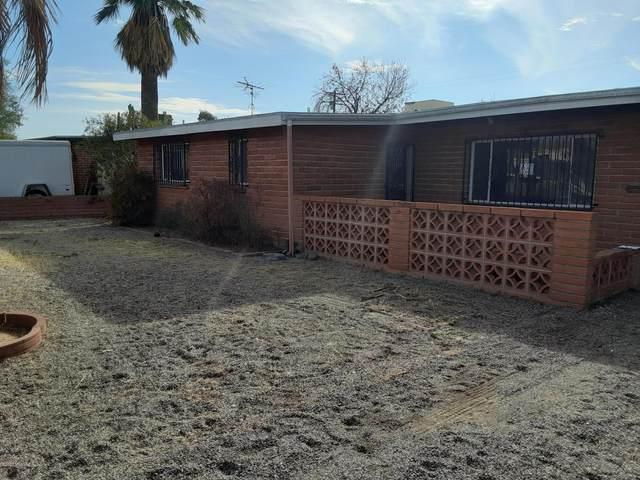 4220 E Timrod Street, Tucson, AZ 85711 (#22029673) :: Long Realty Company