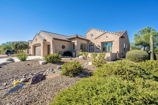 745 N Copper View Drive, Green Valley, AZ 85614 (#22029681) :: Long Realty Company