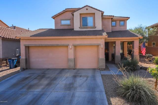 6405 W Wolf Valley Way, Tucson, AZ 85757 (#22029691) :: Keller Williams