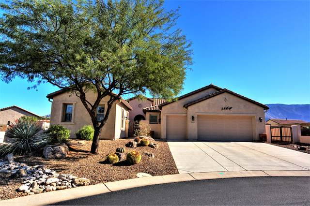 39931 S Ironwood Court, Tucson, AZ 85739 (#22029694) :: The Local Real Estate Group | Realty Executives