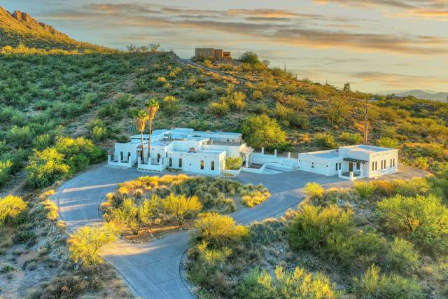 9100 N Marne Place, Oro Valley, AZ 85704 (#22029706) :: Long Realty - The Vallee Gold Team