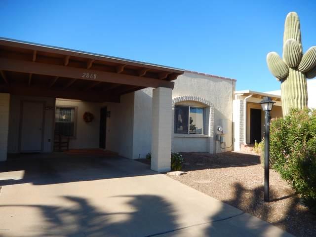 2868 S Camino El Greco, Green Valley, AZ 85622 (#22029709) :: Tucson Real Estate Group