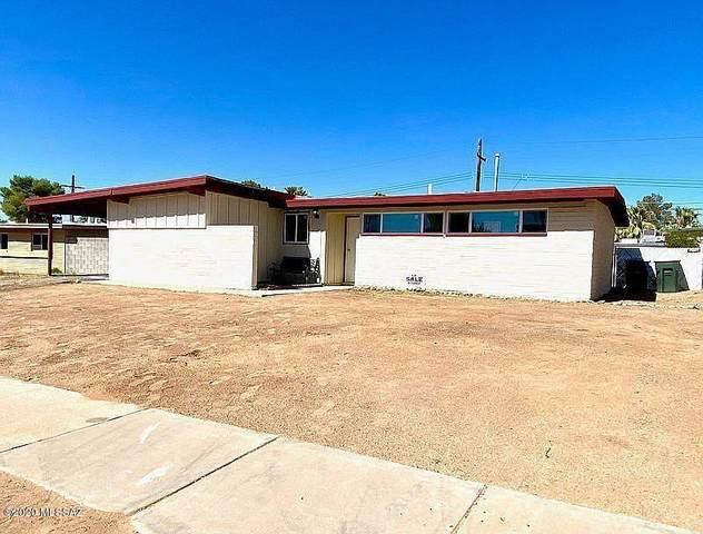 8217 E 19Th Street, Tucson, AZ 85710 (#22029710) :: The Local Real Estate Group | Realty Executives