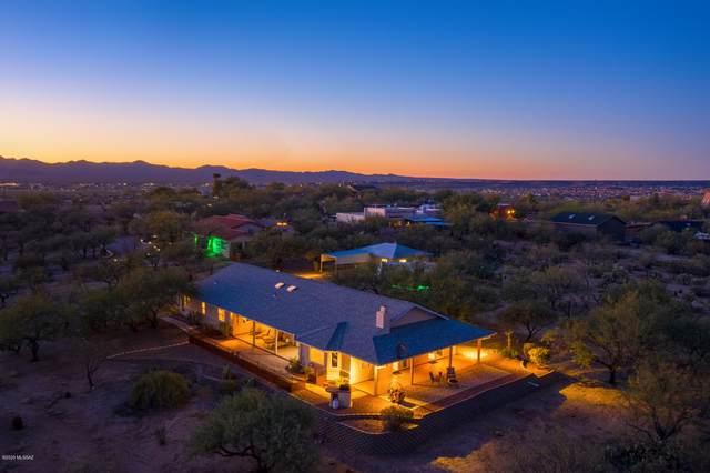 5263 E Wolfer Drive, Tucson, AZ 85739 (#22029712) :: Tucson Real Estate Group
