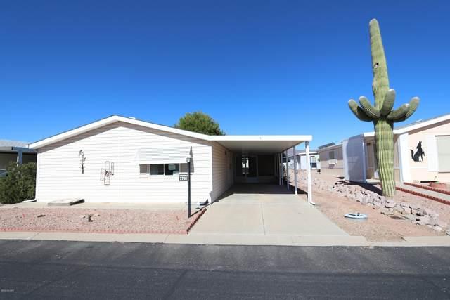7768 W Edgestone Street, Tucson, AZ 85735 (#22029736) :: Keller Williams
