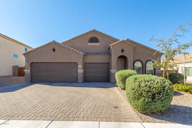 301 W Andrew Potter Street, Corona de Tucson, AZ 85641 (MLS #22029743) :: My Home Group