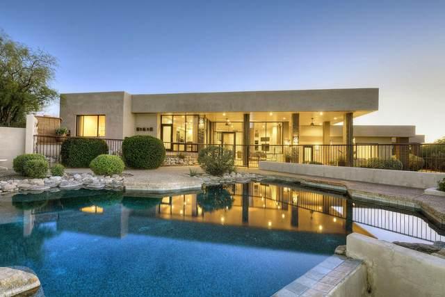 3261 E Via Palomita, Tucson, AZ 85718 (#22029757) :: Long Realty - The Vallee Gold Team