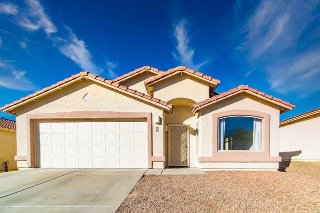 386 W Tara Danette Drive, Tucson, AZ 85704 (#22029761) :: The Local Real Estate Group | Realty Executives