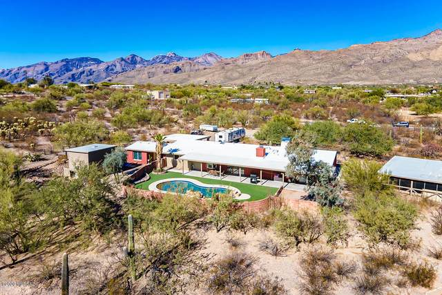 10900 E Roger Road, Tucson, AZ 85749 (MLS #22029773) :: The Property Partners at eXp Realty