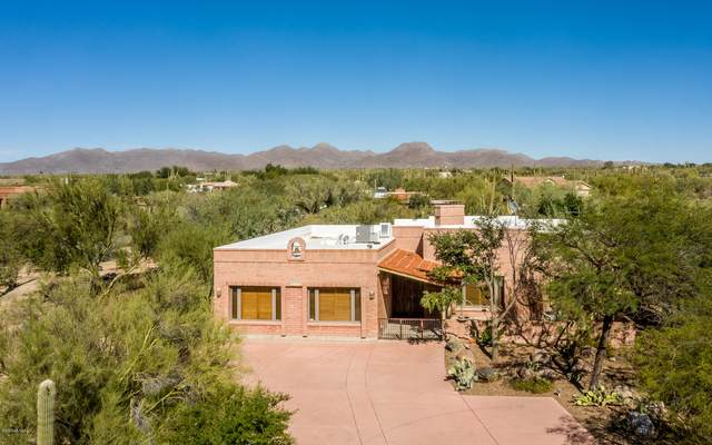 10909 N Sandra Road, Tucson, AZ 85742 (#22029774) :: The Local Real Estate Group | Realty Executives