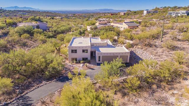 5813 N Via Andada, Tucson, AZ 85750 (#22029783) :: The Local Real Estate Group | Realty Executives