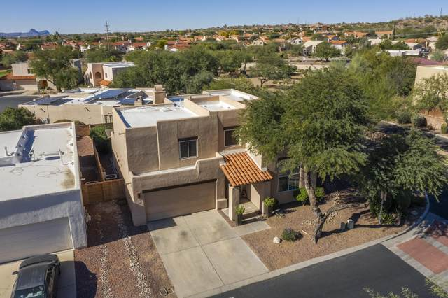 10211 N Fox Hunt Lane, Tucson, AZ 85737 (#22029790) :: Long Realty - The Vallee Gold Team