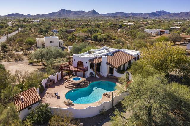 2905 N Grannen Rd, Tucson, AZ 85745 (#22029794) :: The Local Real Estate Group | Realty Executives