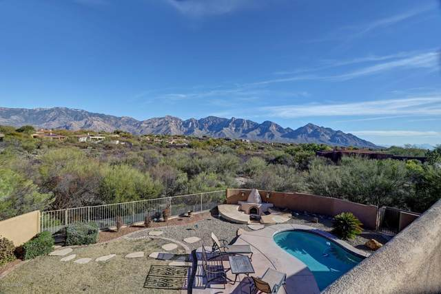 12628 N Copper Spring Trail, Oro Valley, AZ 85755 (#22029815) :: Long Realty - The Vallee Gold Team