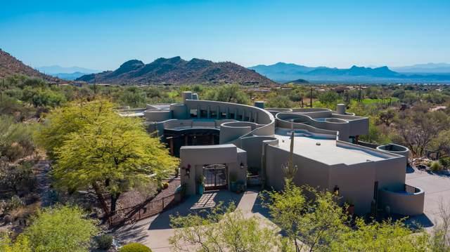 4601 W Little Dove Place, Marana, AZ 85658 (#22029820) :: Keller Williams