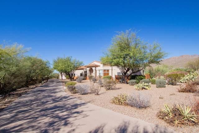 5005 N Coronado Vistas Place, Tucson, AZ 85749 (MLS #22029827) :: The Property Partners at eXp Realty