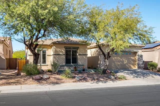 7837 N Blakey Lane, Tucson, AZ 85743 (#22029829) :: Long Realty - The Vallee Gold Team