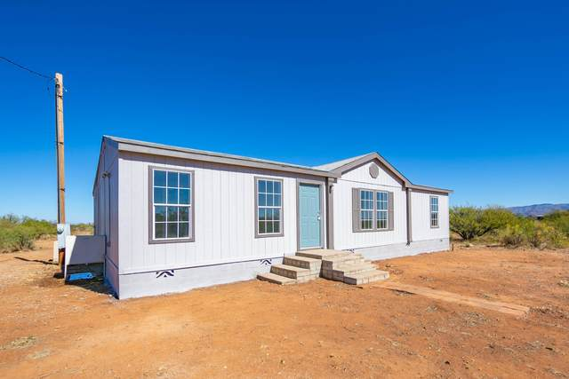 8555 E Hansford Lane, Sierra Vista, AZ 85650 (MLS #22029852) :: My Home Group
