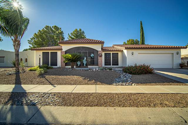 1241 N Paseo Del Cervato, Green Valley, AZ 85614 (#22029869) :: Long Realty - The Vallee Gold Team