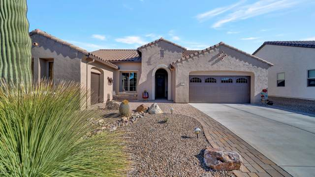 2191 E Spurwind Lane, Green Valley, AZ 85614 (#22029873) :: Long Realty - The Vallee Gold Team