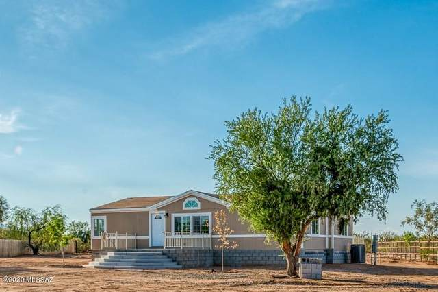 12457 W Cameo Mary Lane, Tucson, AZ 85743 (MLS #22029875) :: My Home Group