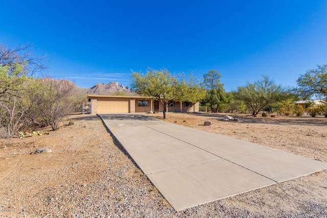 9161 E Placita Huajillo, Tucson, AZ 85749 (MLS #22029876) :: The Property Partners at eXp Realty