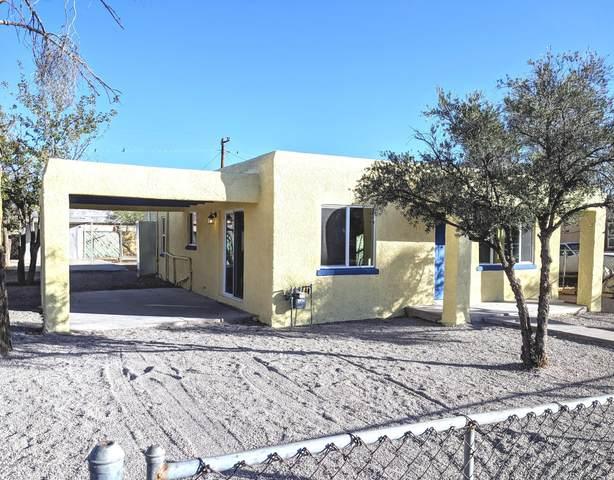 207 E Fairground Drive, Tucson, AZ 85714 (#22029881) :: Long Realty - The Vallee Gold Team