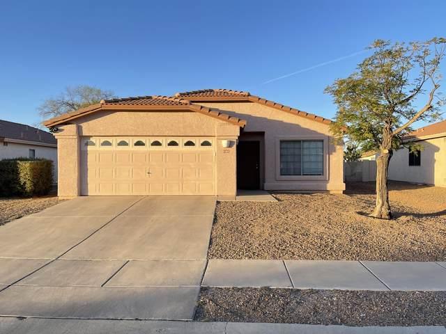 6584 W Wilhoit Way, Tucson, AZ 85743 (#22029886) :: Long Realty - The Vallee Gold Team