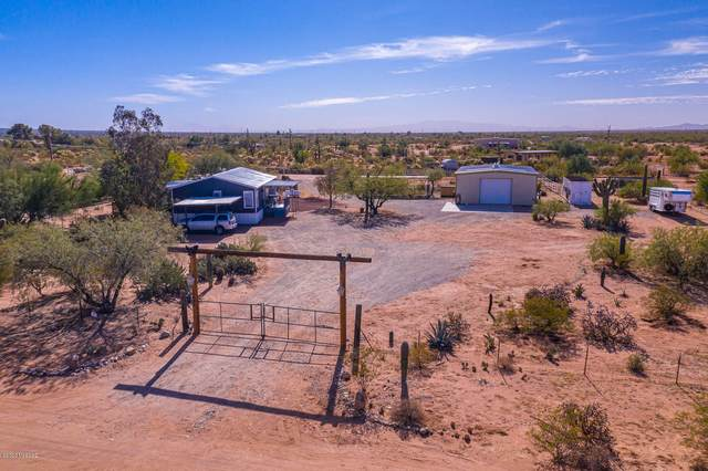 13665 W Yankee Ranch Road, Tucson, AZ 85743 (MLS #22029904) :: The Property Partners at eXp Realty