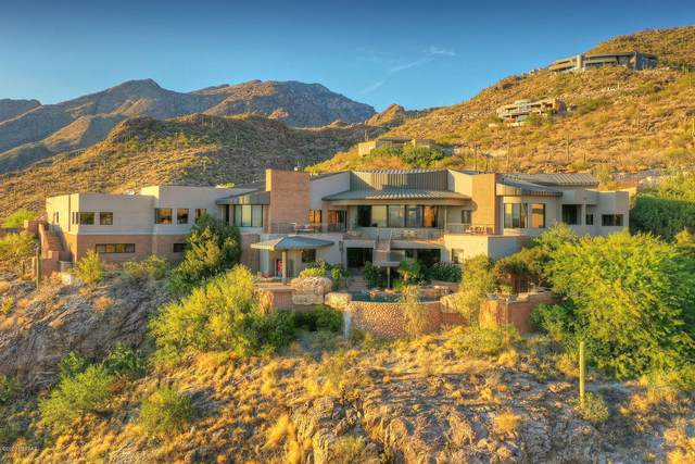 6780 E Resort View Place, Tucson, AZ 85750 (#22029955) :: Long Realty - The Vallee Gold Team
